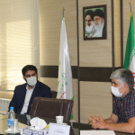 برگزاری نشست انجمن داروسازان تهران با سازمان بسیج اصناف کشور