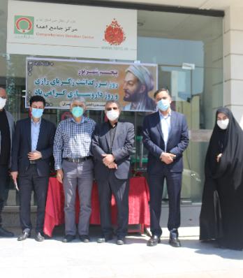 داروسازان به مناسبت روز داروساز خون اهدا کردند
