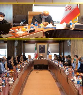 نشست مشترک کمیسیون های ماده بیست معاونت غذا و داروی سه دانشگاه با حضور معاونت غذا داروی وزارت بهداشت  برگزار شد