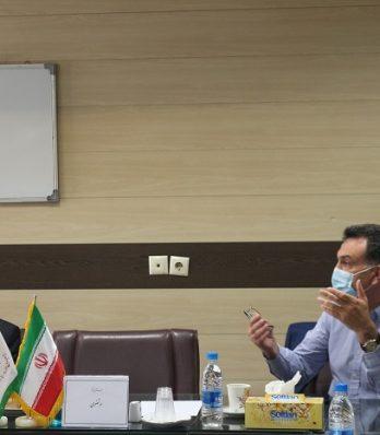 نشست معاونین غذا و دارو و معاونین آموزشی دانشکدههای داروسازی  برگزار شد